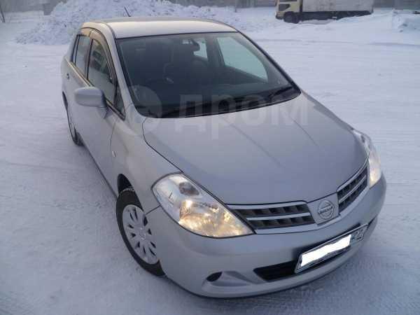 Nissan Tiida Latio, 2009 год, 359 000 руб.