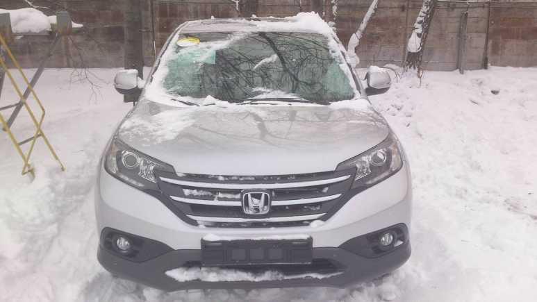 Honda CR-V, 2012 год, 1 570 000 руб.