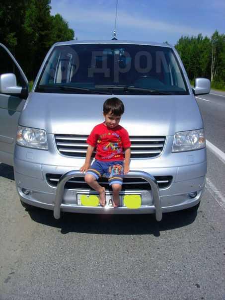 Volkswagen Multivan, 2005 год, 965 000 руб.