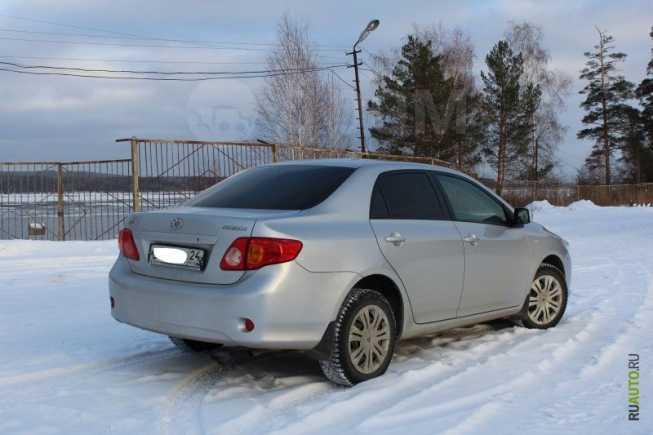 Toyota Corolla, 2008 год, 570 000 руб.