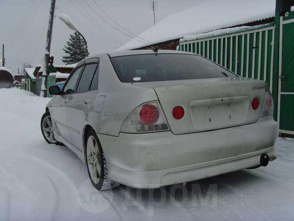 Toyota Altezza, 1998 год, 220 000 руб.