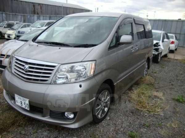 Toyota Alphard, 2005 год, 850 000 руб.