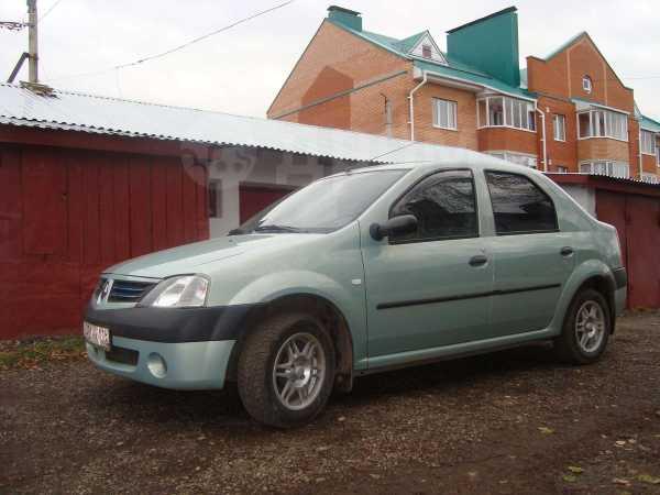 Renault Logan, 2006 год, 275 000 руб.