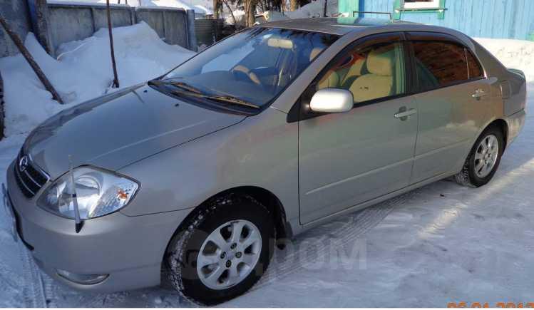 Toyota Corolla, 2002 год, 350 000 руб.