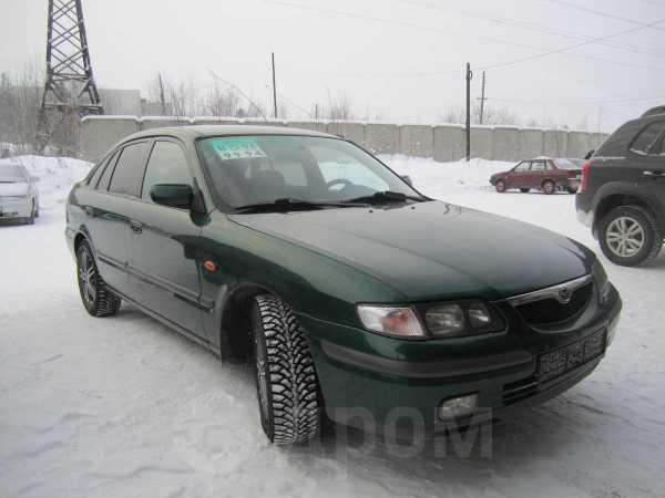 Mazda 626, 1999 год, 225 000 руб.