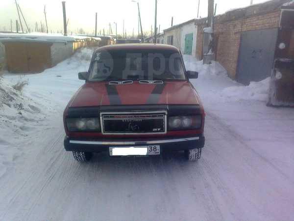Лада 2107, 1994 год, 85 000 руб.