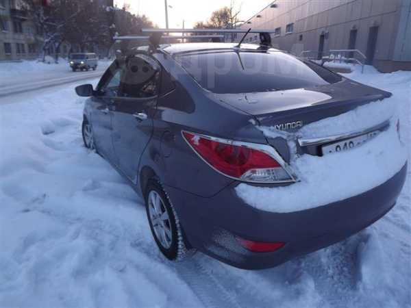 Hyundai Solaris, 2011 год, 479 900 руб.