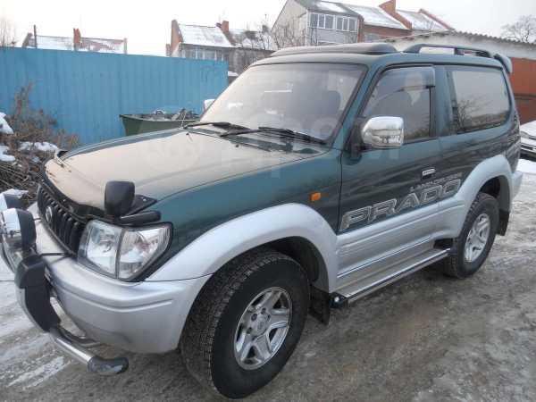 Toyota Land Cruiser Prado, 1996 год, 620 000 руб.