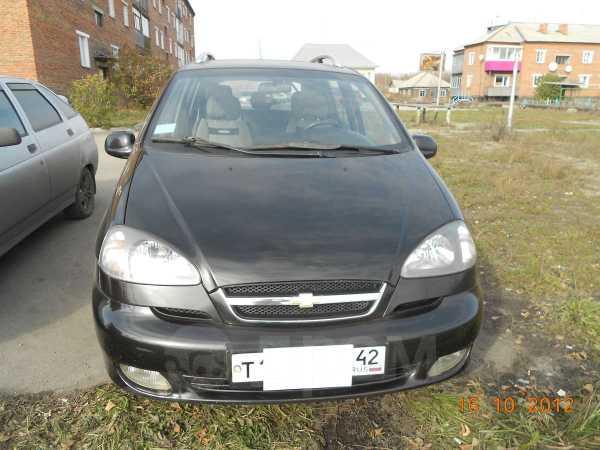 Chevrolet Rezzo, 2006 год, 340 000 руб.