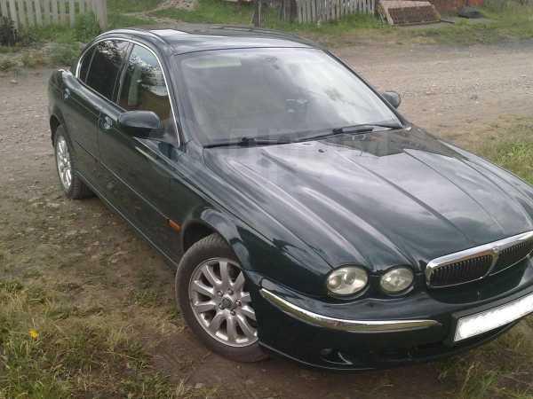 Jaguar X-Type, 2001 год, 455 000 руб.