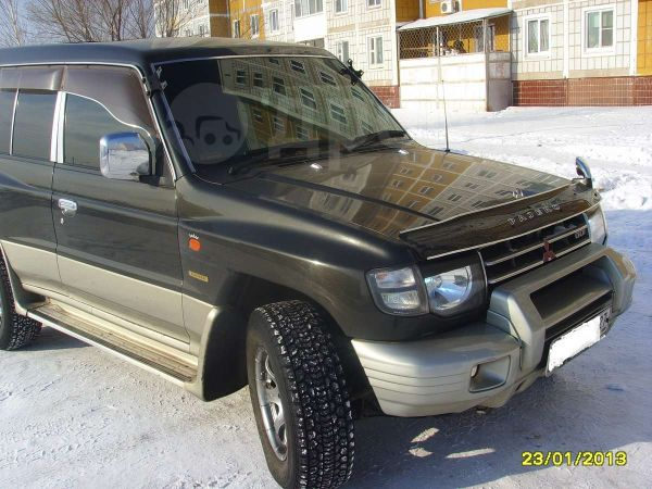 Mitsubishi Pajero, 1998 год, 500 000 руб.