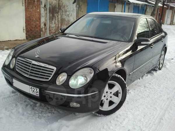 Mercedes-Benz E-Class, 2004 год, 685 000 руб.