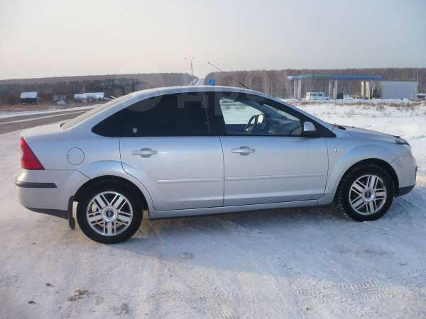 Ford Focus, 2006 год, 425 000 руб.