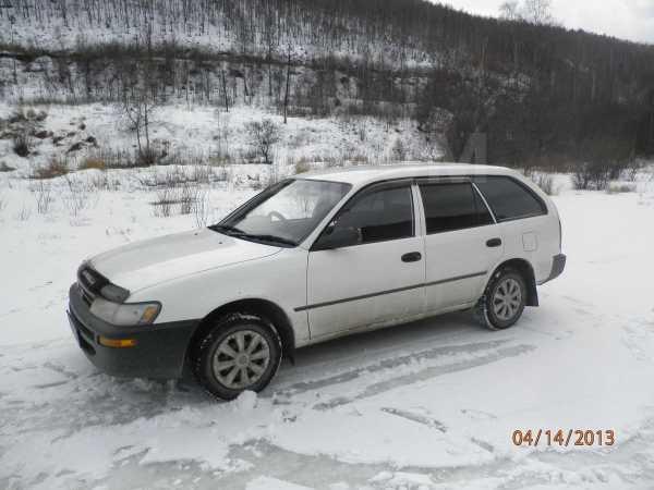 Toyota Sprinter, 1991 год, 119 910 руб.