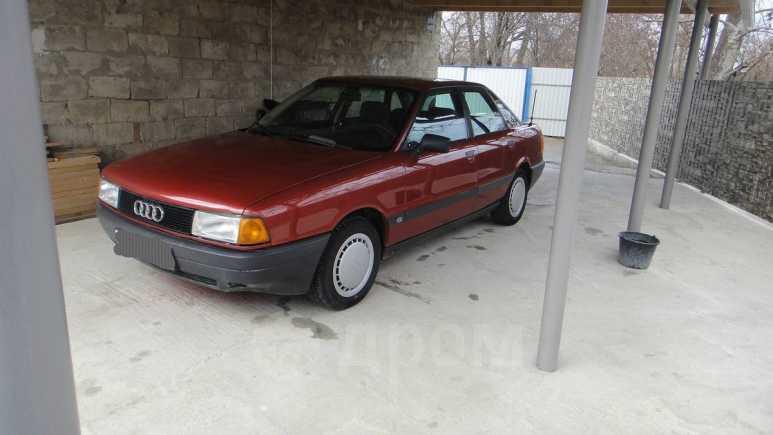 Audi 80, 1986 год, 125 000 руб.
