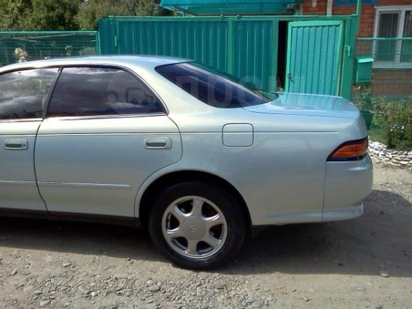 Toyota Mark II, 1995 год, 245 000 руб.