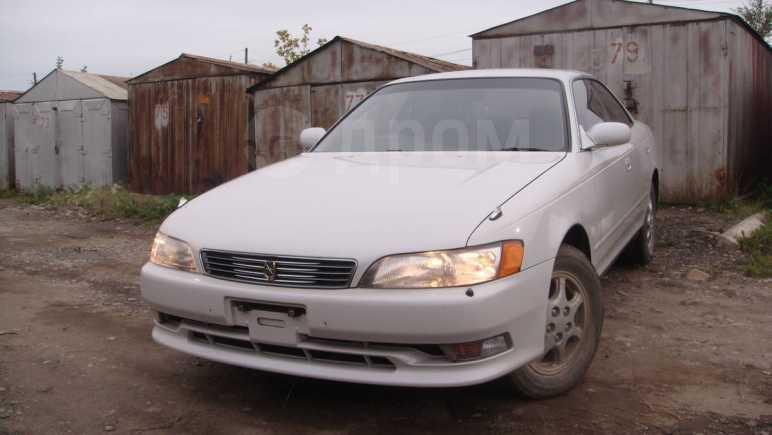 Toyota Mark II, 1996 год, 100 000 руб.