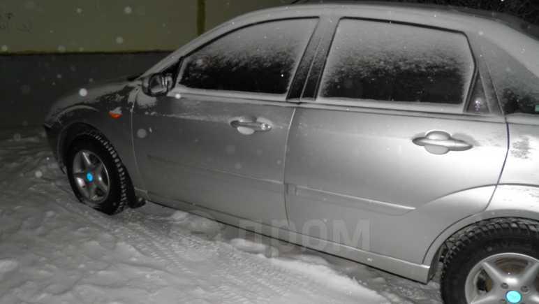 Ford Focus, 2002 год, 280 000 руб.