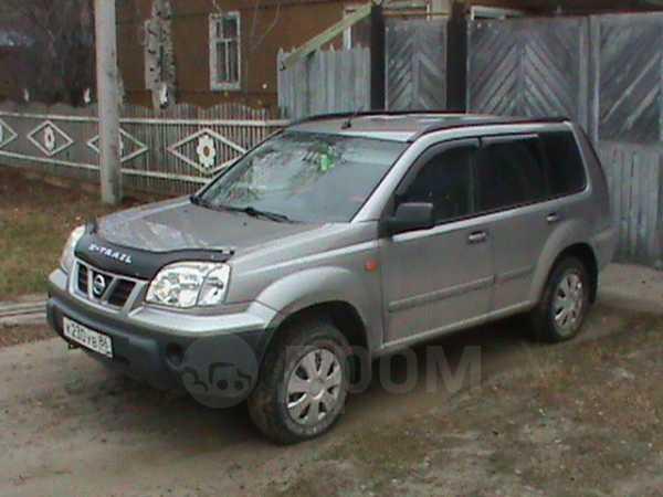 Nissan X-Trail, 2003 год, 500 000 руб.