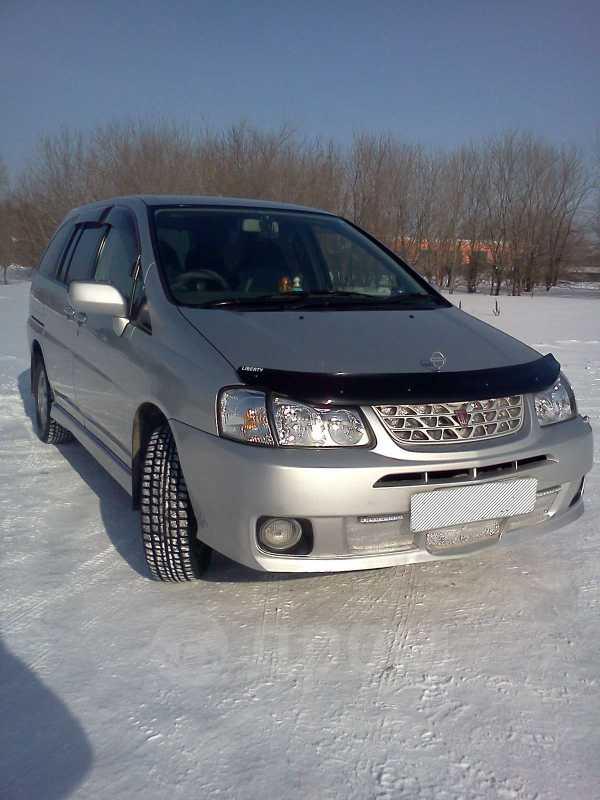 Nissan Liberty, 1999 год, 280 000 руб.