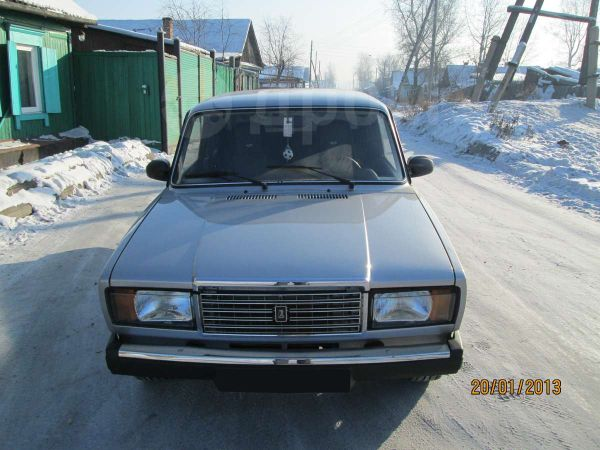 Лада 2107, 2011 год, 170 000 руб.