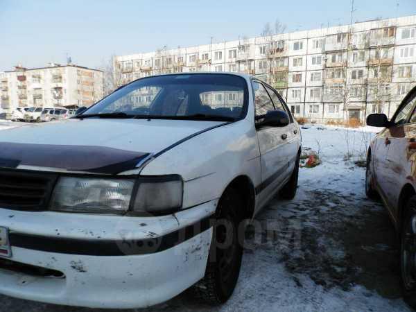 Toyota Tercel, 1990 год, 45 000 руб.