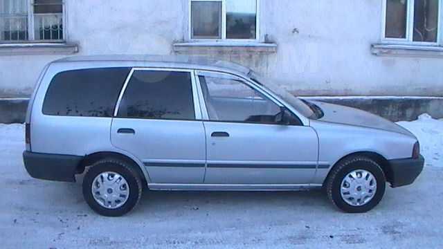 Nissan AD, 1996 год, 150 000 руб.