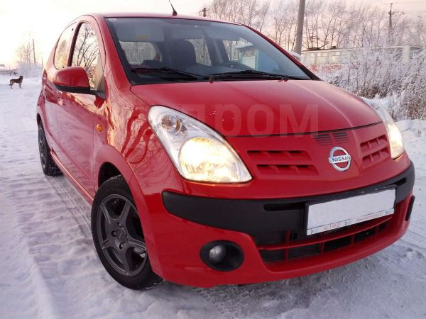Nissan Pixo, 2009 год, 295 000 руб.