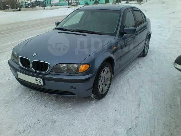 BMW 3-Series, 2002 год, 470 000 руб.