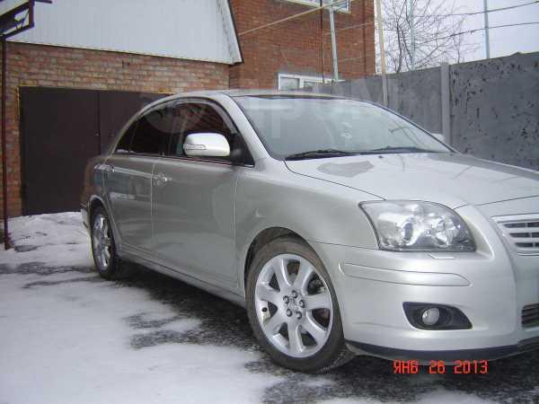 Toyota Avensis, 2008 год, 740 000 руб.