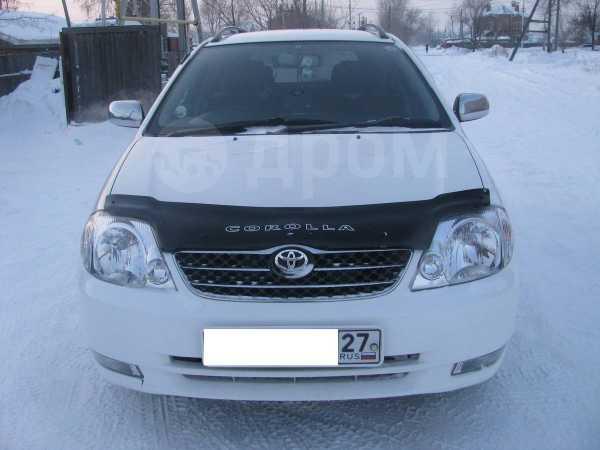 Toyota Corolla Fielder, 2000 год, 355 000 руб.