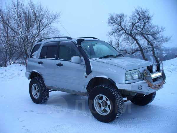 Suzuki Escudo, 1997 год, 590 000 руб.