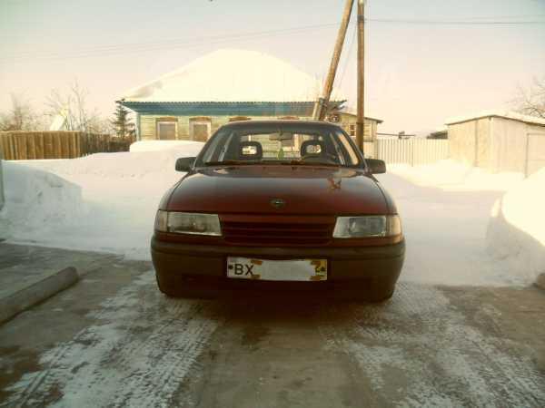 Opel Vectra, 1991 год, 125 000 руб.