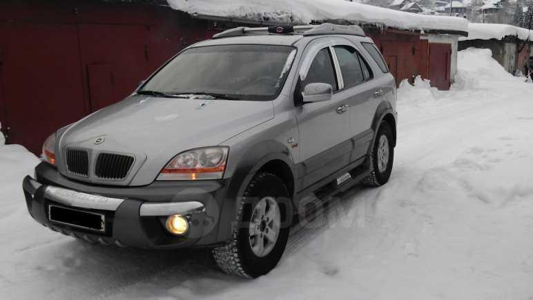 Kia Sorento, 2005 год, 600 000 руб.