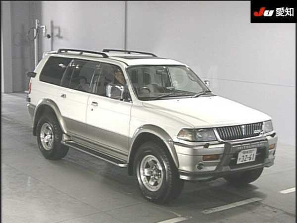 Mitsubishi Challenger, 1998 год, 465 000 руб.
