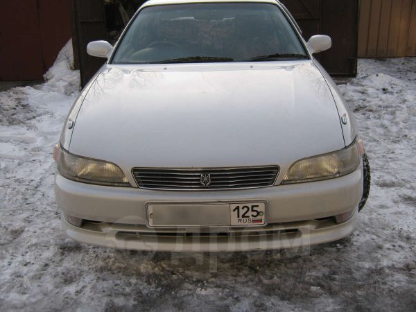 Toyota Mark II, 1993 год, 188 000 руб.