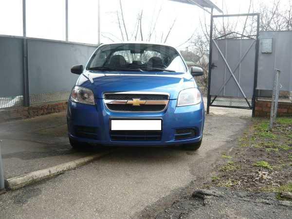Chevrolet Aveo, 2008 год, 317 000 руб.