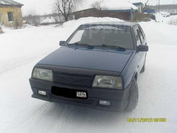 Лада 2109, 2001 год, 130 000 руб.