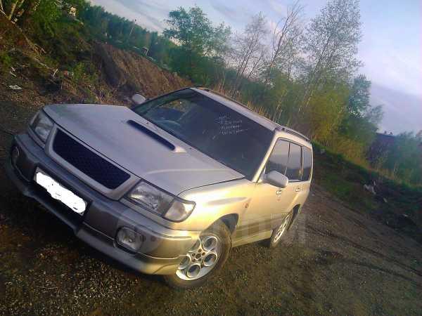 Subaru Forester, 1998 год, 80 000 руб.