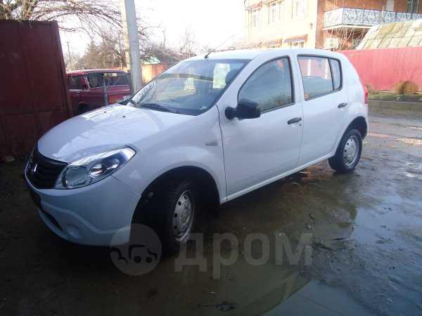 Renault Sandero, 2011 год, 249 000 руб.