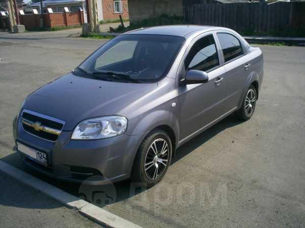 Chevrolet Aveo, 2007 год, 370 000 руб.