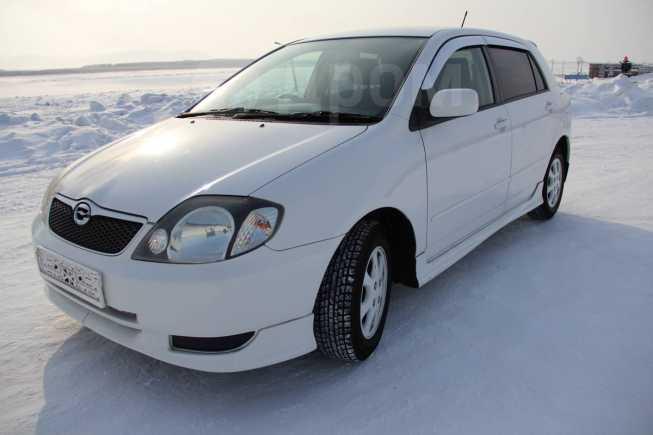 Toyota Corolla Runx, 2002 год, 369 000 руб.