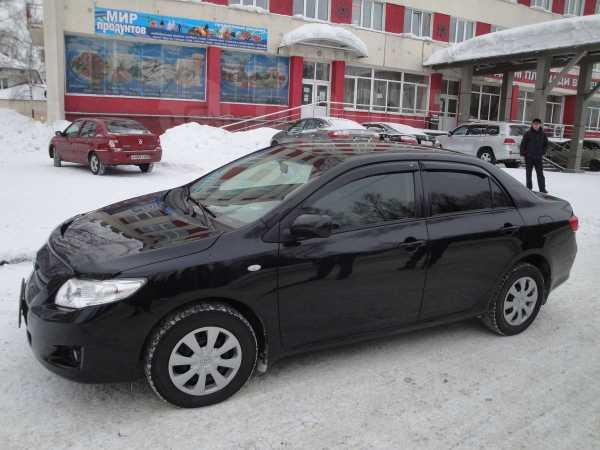Toyota Corolla, 2008 год, 595 000 руб.
