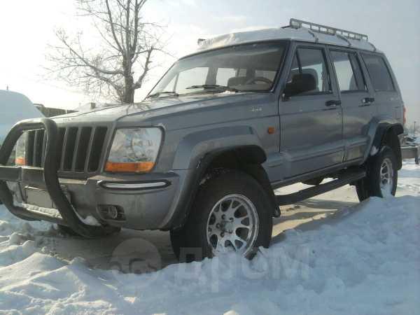 Jeep Cherokee, 1993 год, 250 000 руб.