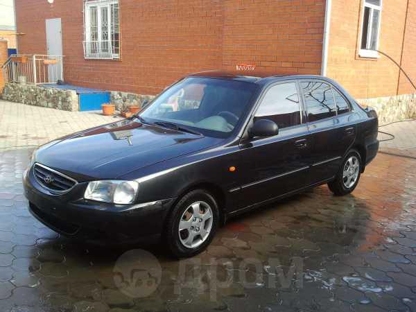 Hyundai Accent, 2008 год, 330 000 руб.