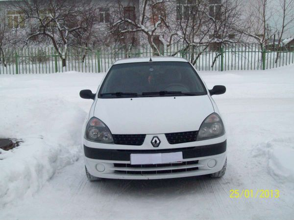 Renault Symbol, 2004 год, 250 000 руб.