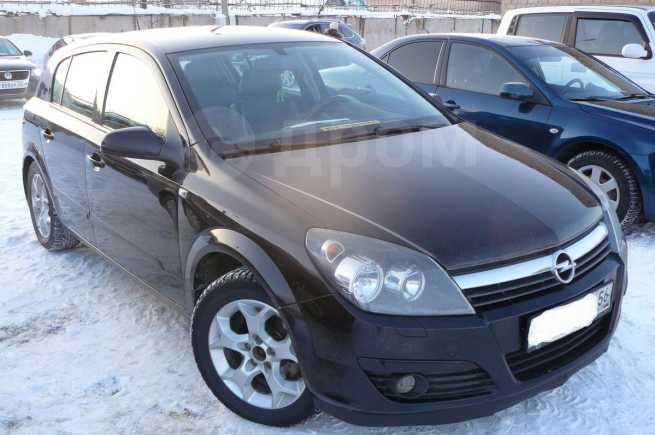Opel Astra, 2005 год, 365 000 руб.