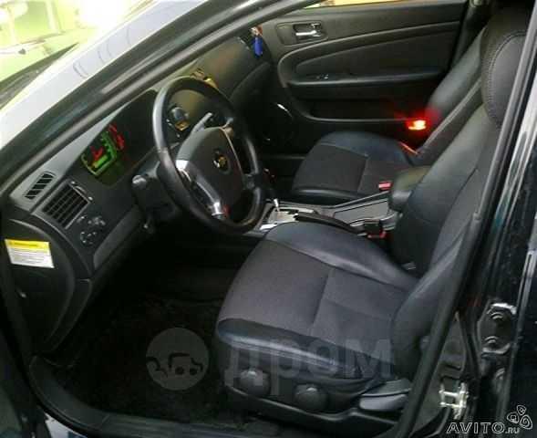Chevrolet Epica, 2009 год, 600 000 руб.