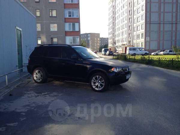 BMW X3, 2004 год, 700 000 руб.