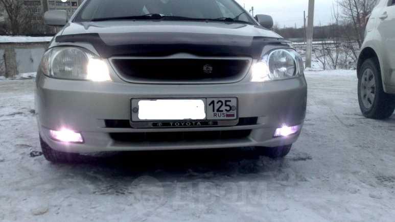 Toyota Corolla, 2002 год, 380 000 руб.